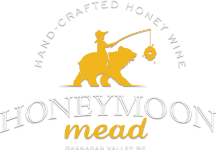 Planet Bee Honey Farm & Honeymoon Meadery Landing Logo Honey Farm