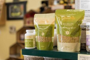 Honey Products Bee Pollen